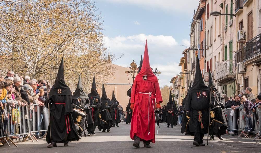 La procession de La Sanch du Vendredi Saint annulée