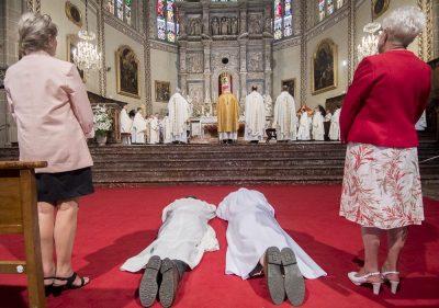 Le Pape François dédie son intention de prière aux diacres permanents