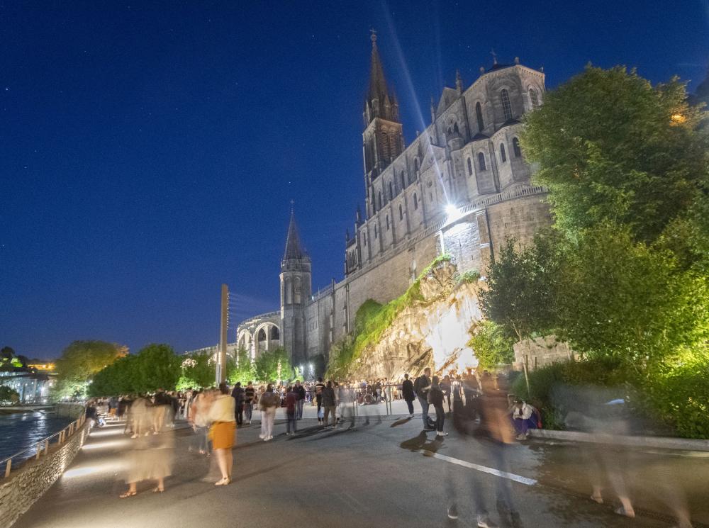 Le Pèlerinage à Lourdes du 13 au 16 mai est annulé