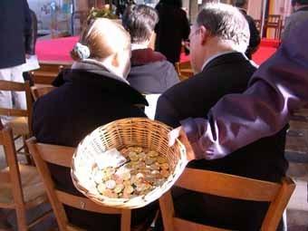 La quête solidaire en ligne : Aidons notre diocèse dans cette période sans office