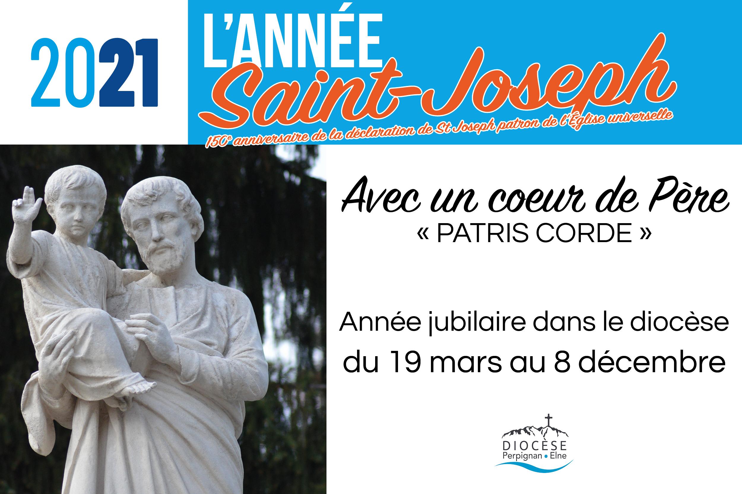 Dernière minute : la conférence «Joseph la foi du Charpentier» ce 21 avril annulée
