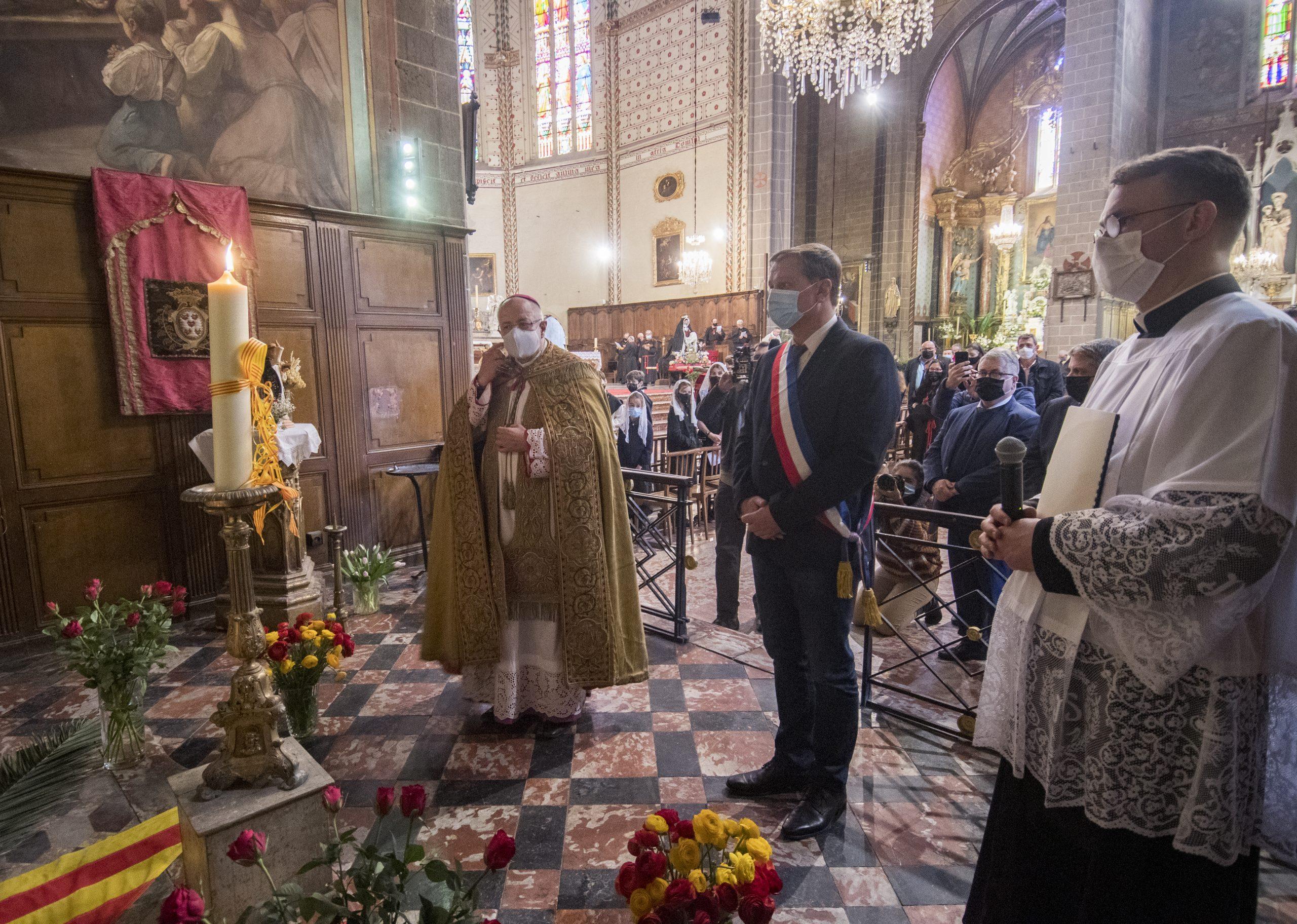 Revivez le direct de la cérémonie du voeu de la Ville à St François de Paule