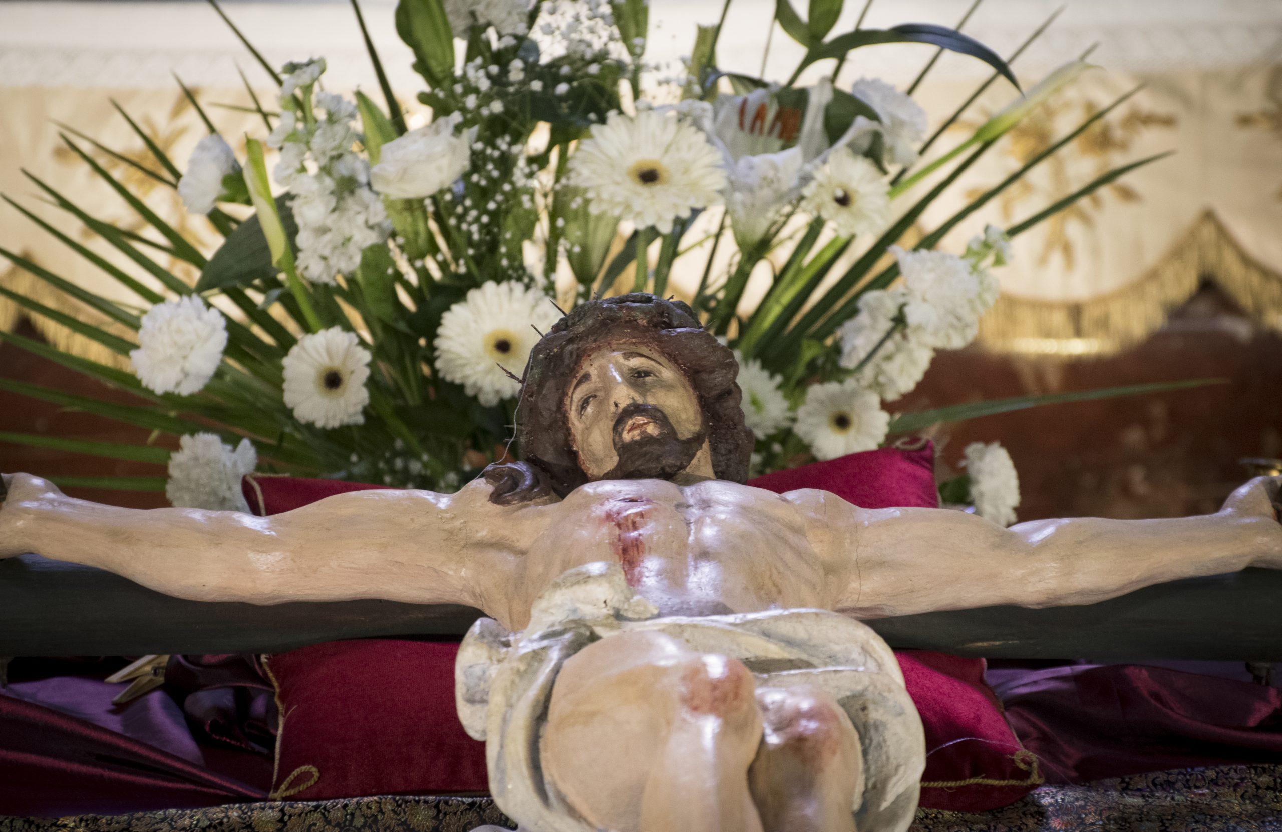 Méditation et prière au Dévot Christ : la mort de Jésus