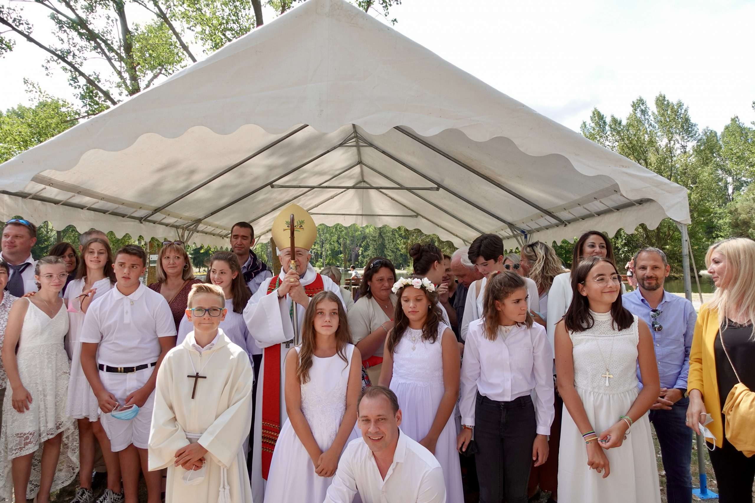 L'Esprit Saint embrase la Cerdagne et 15 nouveaux missionnaires
