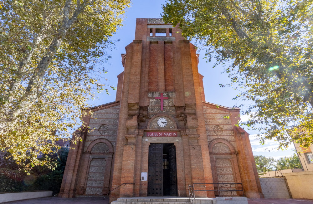 Célébration du centenaire de l'Église Saint Martin le 26 septembre